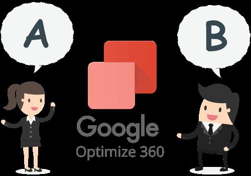 Google Optimise A/B Tests
